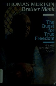Cover of: Thomas Merton, Brother Monk