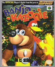 Cover of: Banjo-Kazooie: Nintendo Official Player's Guide
