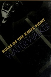 Cover of: Rules of the knife fight