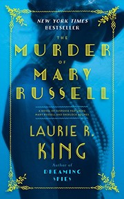Cover of: The murder of Mary Russell