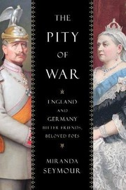 Cover of: The pity of war