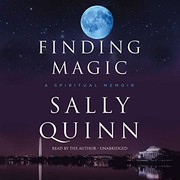 Cover of: Finding magic
