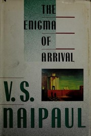Cover of: The enigma of arrival: a novel