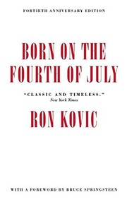 Cover of: Born on the Fourth of July