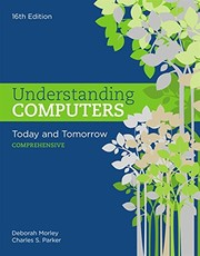 Cover of: Understanding Computers Today and Tomorrow