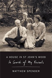 Cover of: A house in St John's Wood