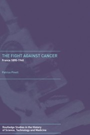 Cover of: The fight against cancer