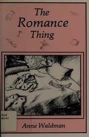 Cover of: The romance thing
