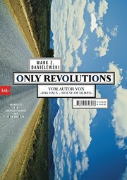 Cover of: Only Revolutions