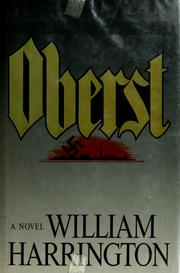Cover of: Oberst