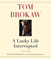 Cover of: A lucky life interrupted