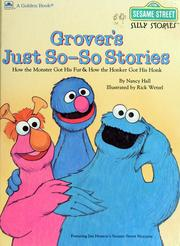 Cover of: Grover's just so-so stories