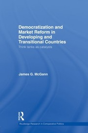 Cover of: Democratization and market reform in developing and transitional countries