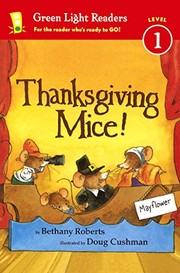 Cover of: Thanksgiving mice!