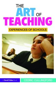 Cover of: The art of teaching