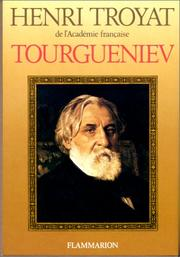 Cover of: Tourgueniev