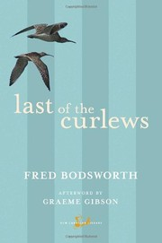 Cover of: Last of the curlews