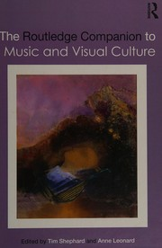 Cover of: The Routledge companion to music and visual culture
