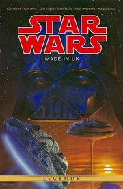Cover of: Star Wars Legends Made in UK