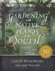 Cover of: Gardening with Native Plants of the South
