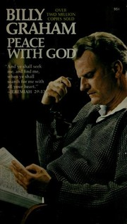 Cover of: Peace with God