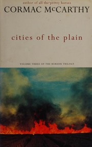 Cover of: Cities of the Plain