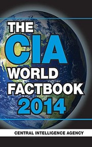 Cover of: The CIA World Factbook 2014