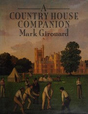 Cover of: A country house companion