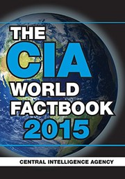 Cover of: The CIA World Factbook 2015
