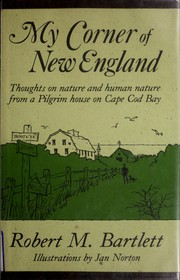 Cover of: My corner of New England