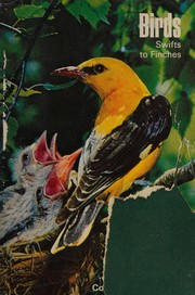 Cover of: Birds, swifts to finches