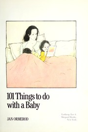 Cover of: 101 things to do with a baby