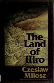 Cover of: The land of Ulro
