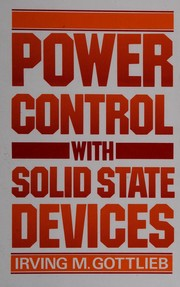 Cover of: Power control with solid state devices