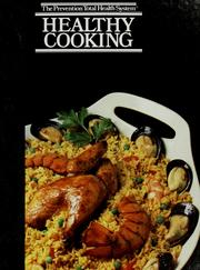 Cover of: Healthy Cooking
