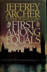 Cover of: First among equals
