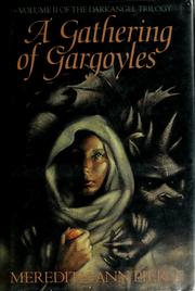 Cover of: A gathering of gargoyles
