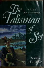 Cover of: The talisman of Set