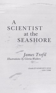 Cover of: A scientist at the seashore