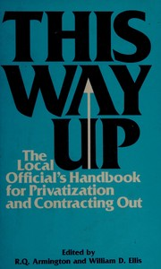 Cover of: This way up