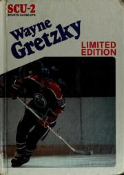 Cover of: Wayne Gretzky