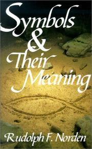 Cover of: Symbols & their meaning