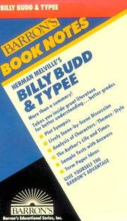 Cover of: Herman Melville's Billy Budd & Typee