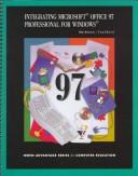 Cover of: Integrating Microsoft Office 97 professional for Windows