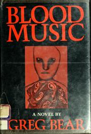 Cover of: Blood Music