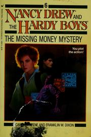 Cover of: The missing money mystery