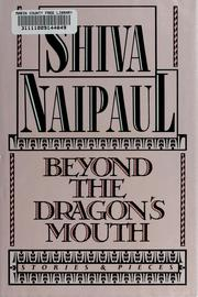 Cover of: Beyond the dragon's mouth