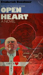 Cover of: Open heart