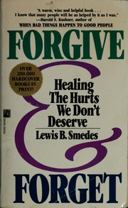 Cover of: Forgive and Forget