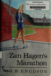 Cover of: Zan Hagen's marathon